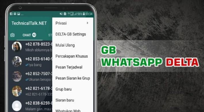 Download whatsapp delta